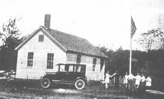 Historic Schoolhouse Photo