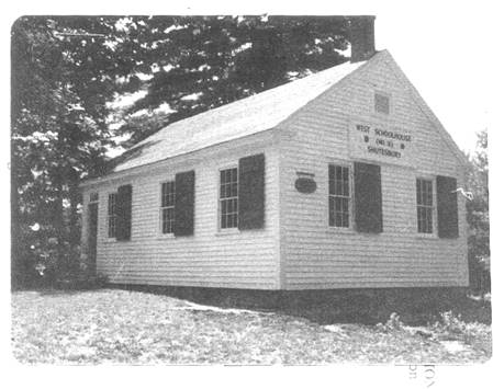 Shutesbury West Schoolhouse-3